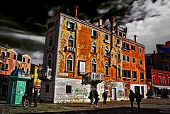 Venezia - Riva dei Sette Martiri