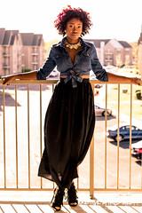 IMG_5384 (mrporter91483) Tags: red hot sexy fashion pretty memphis females ebony classy blackgirls