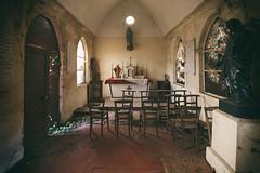Chapelle Napolon (Julien Cornette) Tags: abandoned exploration chapelle urbex urbaine napolon