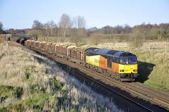 60095 (8A.Rail) Tags: daresbury colas 60095 keckwick 6j37