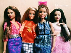 Teen Dream - Story Time (J.Garibay) Tags: fashion doll barbie skipper style move made lea glam teresa sis marissa luxe fever m2m fashionistas dollphotography dollcollector barbiestyle jgaribay