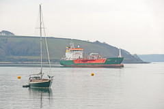 LPG tanker Daviken arriving at Falmouth from Milford Haven (Tim Green aka atoach) Tags: cornwall falmouth daviken