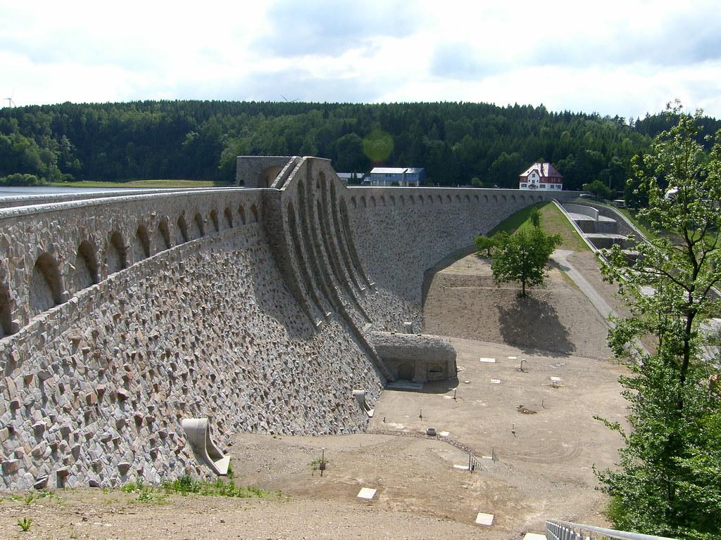 Wunderbar Sachsendamm 20 Ideen Von Trinkwassertalsperre Klingenberg (seesturm) Tags: Wasser Dam Saxony