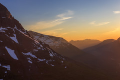 The inner valley (PixPep) Tags: sunset mountains nature norway clouds landscape valley trollheimen innerdalen pixpep