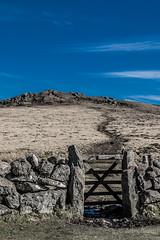 Gate (JKmedia) Tags: park wild wall landscape devon national granite manmade tor dartmoor canoneos7dmarkii boultonphotography