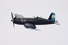 F4U-5N VH-III 10 (joolsgriff) Tags: airshow corsair chance warbird 2016 vought tyabb f4u5n 124493 ytya fah603 peninsulaaeroclub vhiii
