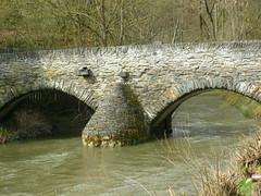 Schieferbrcke (Jrg Paul Kaspari) Tags: bridge spring slate frhling eltz monreal schiefer ritterschlag traumpfad monrealer