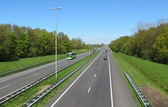 A30 Barneveld-1 (European Roads) Tags: netherlands motorway ede freeway nl a30 autosnelweg barneveld lunteren