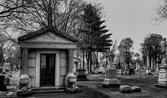 Mt. Elliott Cemetery Detroit, Michigan (Crunch53) Tags: cemeteries cemetery grave graveyard outdoors scenery mt michigan headstone mausoleum hdr elliott