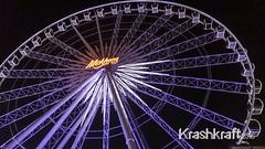Ferris Wheel (krashkraft) Tags: thailand bangkok ferriswheel th allrightsreserved asiatique 2014 krungthepmahanakhon krashkraft