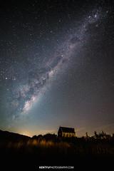New Zealand Tekapo Night Sky Pre-Wedding ( | ) (Kent Yu) Tags: new sky night zealand tekapo | prewedding
