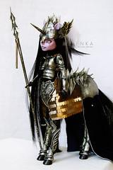Avea the Great (mrs.Melenka) Tags: monster high doll ooak custom mh centaur avea trotter repaint customdoll melenka monsterhigh aveatrotter