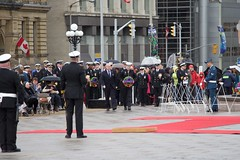 Erin O'Toole at the Battle of the Atlantic ceremony on Parliament Hill (Mark Blevis) Tags: ottawa wwii ceremony parade atlantic parliamenthill battleoftheatlantic