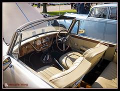 IWM Duxford Spring Car Show (cscarlet41) Tags: lumix device panasonic digitalcamera imperialwarmuseum iwm duxfordaerodrome dmcg5