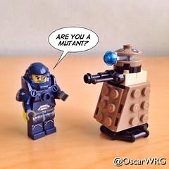 #LEGO_Galaxy_Patrol #LEGO #Dimensions #LEGOdimensions #DoctorWho #Dalek #Alien #Mutant @BBCdoctorWho @LEGOdimensions @lego_group @lego @bricksetofficial @bricknetwork @brickcentral (@OscarWRG) Tags: lego alien doctorwho mutant dalek dimensions legogalaxypatrol legodimensions