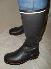 Grey Viking (Lisban2009) Tags: wellies rubberboots gummistiefel