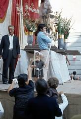 Afragola (NA), 1973, Festa di Sant'Antonio. (Fiore S. Barbato) Tags: italy campania antonio festa abito santantonio feste votivo afragola