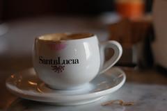 santa lucia stories (tempesta) Tags: santa italy rome roma italia lucia cappuccino caff