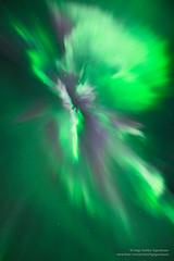 northern lights / aurora borealis hgs_n8_034853 (Helgi Sigurdsson) Tags: light black green stars lights iceland purple space aurora northern blast sland borealis helgi ljs garar heven norurljs sigursson sigurdsson gardar stjrnur