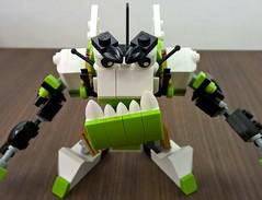 mixeld05 (chubbybots) Tags: lego mech moc mixels