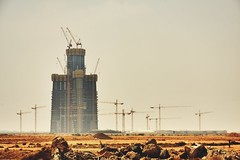 Reformed #rocks (mostaphaghaziri) Tags: tower rock nikon desert kingdom jeddah tallest flickrfriday d7200