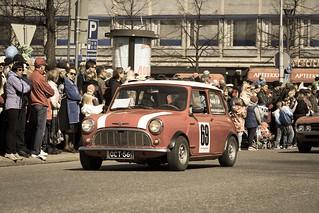 Vappu - Wanhat autot-80
