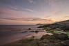 AMP_5419_1 (Amparo Hervella) Tags: longexposure sunset sea españa cloud reflection water rock landscape atardecer mar spain agua nikon reflejo cartagena nube roca largaexposición calblanque d7000 nikond7000