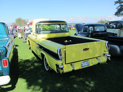 Cameo Carrier (Hugo90-) Tags: auto show chevrolet car truck automobile pickup event vehicle cameo concours carrier blackiesspit