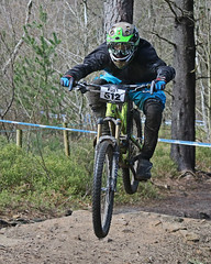 02 MTB SCDH 16 Apr 2016 (29) (Kate Mate 111) Tags: uk mountain bike forest cycling crash sheffield yorkshire steve competition racing downhill peat riding mtb mountainbiking grenoside