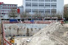 Baustelle Bahnhofsplatz 37 (Susanne Schweers) Tags: max baustelle architektur bremen architekt citygate hochhuser bahnhofsplatz dudler maxdudler bebauung