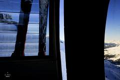 Gap in the gondola (A. Wee) Tags: france alps skiresort gondola meribel  troisvalles les3valles plattieres