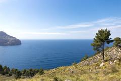 Mallorca-Urlaub (Gret B.) Tags: holiday meer urlaub insel blau mallorca ferien horizont osterferien schn