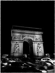 En l'honneur de notre pass hroque (gaypunk) Tags: paris france arch roundabout triumph arcdetriomphe champslyses trafficcircle