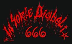 In Sorte Diaboli - 2 (Sofia Metal Queen) Tags: black art hail dark artwork darkness magic fineart creative 666 hellish spell pentagram satan satanism devilish magical satanic sorte diaboli blackmagic insortediaboli