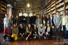 M4302489 (pierino sacchi) Tags: mostra de liceo biblioteca andr visita scuola golgi universitaria broni scientifico