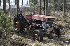 Little run away (huisa1) Tags: runaway masseyferguson