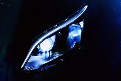 The Alien eye (mostaphaghaziri) Tags: light eye car mercedes nikon alien headlight amg gle 2016 63s d7200