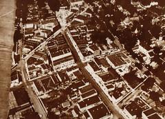 Aerial View, Cook-Dewitt Intersection Blocks