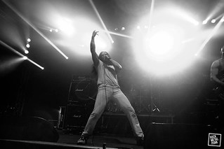 Andrew W.K // Shot by Carl Battams