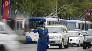 """朝鲜拘一美国学生 称其进行""""敌对活动"""""""