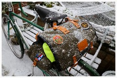 New Carradice Nelson Longflap Saddlebag. (Paris-Roubaix) Tags: vintage flying bikes nelson lancashire scot badge badges 80 saddle ctc ideale saddlebag carradice longflap