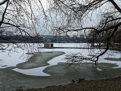 Ice Age - 001-0019_Web (berni.radke) Tags: schnee winter snow ice iceage eis mnster winterlandscape winterlandschaft aasee eiszeit