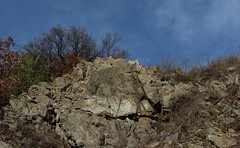 nature (bulbocode909) Tags: nature suisse hiver bleu arbres paysages rochers valais fully blocs