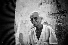 Old Cohiba Smoker (damien.fournier) Tags: old man cuba smoker cohiba havane