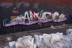 Amuse126 (mike ion) Tags: nyc newyorkcity ny newyork brooklyn graffiti piece amuse amuse126