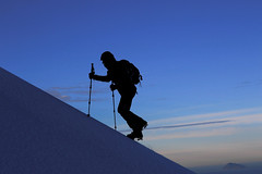 Tra neve e cielo (Massimo1989) Tags: etna sicilia vulcano panarea
