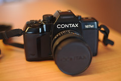 New toy ! (smooth.bokeh) Tags: test zeiss 50mm bokeh f14 contax cy share a7ii