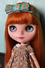 FA Little foxy girl custom