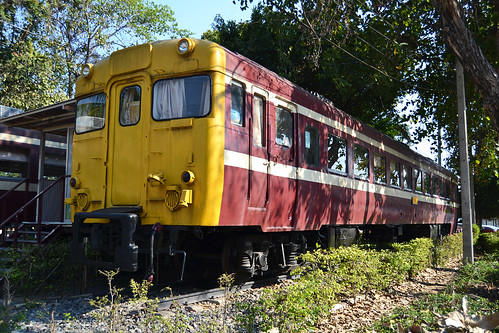 JR-West DMU Locomotive - Hua Hin