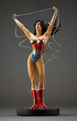 Wonder Woman AH 3 (Desert Dragon Visual Arts) Tags: statue wonderwoman adamhughes dccovergirls